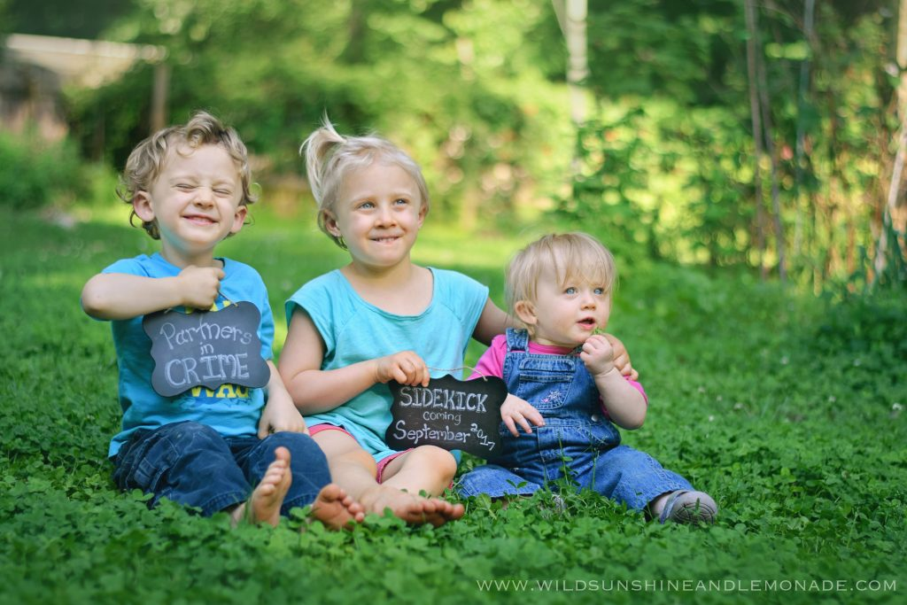 Top five baby names for a fourth child